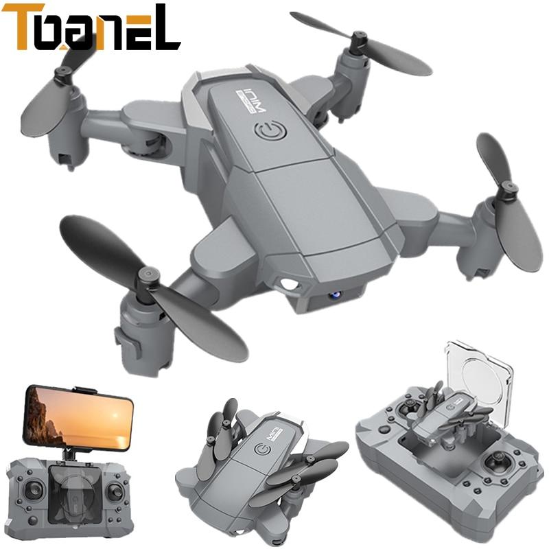 חדש KY905 מיני Drone עם מצלמה 4K HD עדשת WiFi בזמן אמת שידור FPV בצע לי מתקפל RC מסוק quadrotor צעצועי מתנה