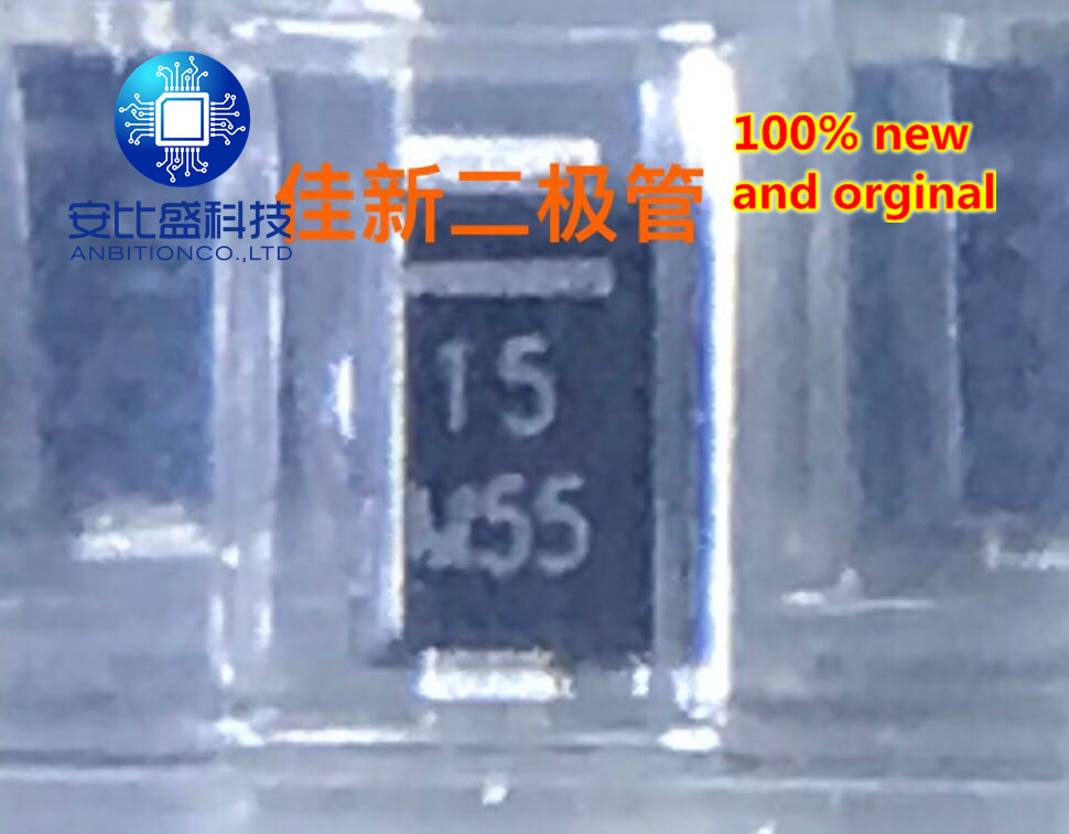 30pcs 100% New And Orginal MSS1P5M3 1A50V Comes With Thermal Schottky Diode Silk Screen 15 In Stock