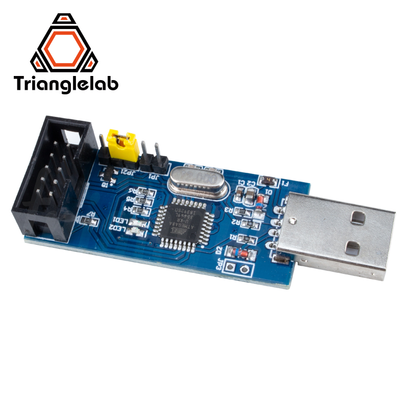 Trianglelab Uno Bootloader Flashing Kit For Ender 3  Cr10 CR-10 3D Printer Firmware Write Arduino Uno R3 Compatible Board