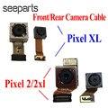 Оригинал для HTC Google Pixel 2 XL фронтальная камера гибкий кабель Pixel 2 задняя камера Запасные части для Google Pixel XL задняя камера