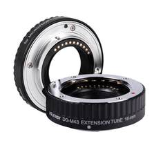 Viltrox DG-M43 Autofocus Lens Extension Tube Ring Adapter Voor Micro M4/3 Camera Accessoires Nieuwe(China)