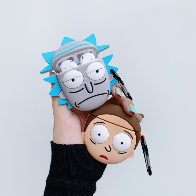 Rick and Morty AirPod Case