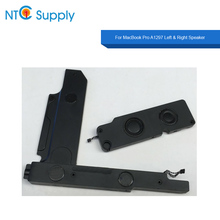 NTC Supply For MacBook Pro A1297 2009-2011 Year 922-9289 Left & Right Speaker 100% Tested Good Function