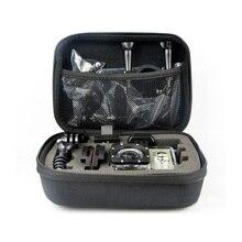 лучшая цена Camera Storage Bag Collection Box Shockproof Protective Case for SJCAM SJ4000 SJ5000 Action Cameras GV99