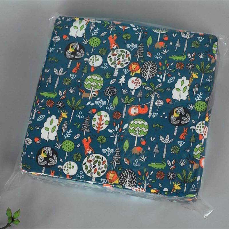 Переносной усилитель для детского стула, регулируемая съемная моющаяся утолщенная поролоновая подушка для детского стула для кормления малышей 5