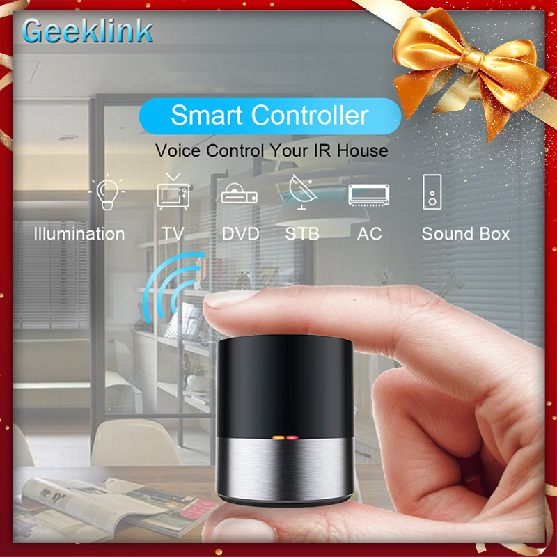 Geeklink Smart Remote-Control Siri WIFI Alexa Android Google Home Amazon for Ios  title=
