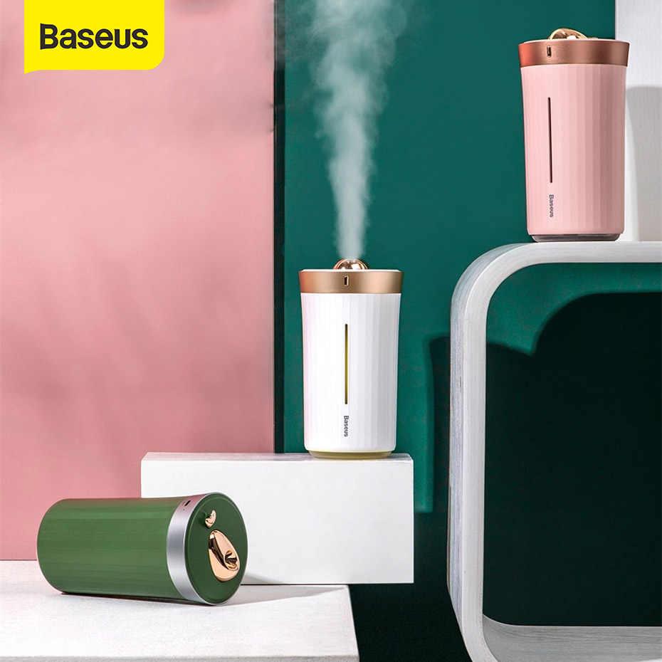 Baseus 420 мл ультразвуковой увлажнитель воздуха USB светодиодный ...