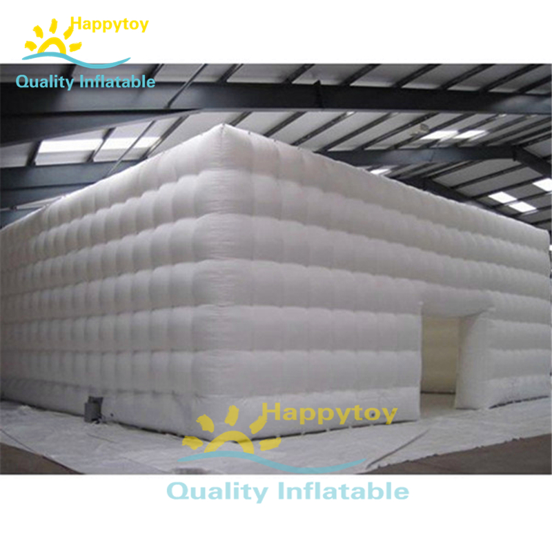 China Outdoor Big Inflatable Advertising Dome Party Play Event Hotel Floating Tent Events Price