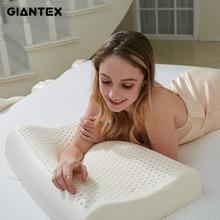GIANTEX Oreiller Cervical en Latex