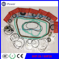 6HP26 Gearbox ZF 6HP 26 Transmission Seal Overhaul Rebuild Kit For BMW Audi