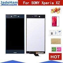 """Original 5.2 """"lcd para sony xperia xz display toque digitador da tela de substituição f8331 f8332 lcd para sony xperia xz display"""