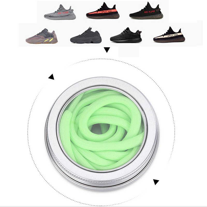Runde Schnürsenkel Cordones Redondos Chaussures Lacets Sznurowadla Lacet Chaussure Lacet Glow In The Dark Sicherheits Schuhe Reflektierende