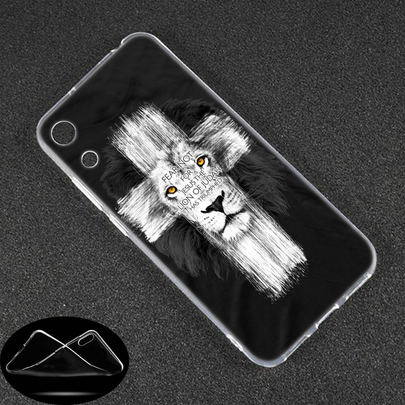 luxury Silicone Case Bible Jesus Christ Christian for Huawei Honor 9X 8A 7A 20 Pro 7X 8X 7S 8S 8 9 10 Lite View 20 20i 10i Play in Fitted Cases from Cellphones Telecommunications
