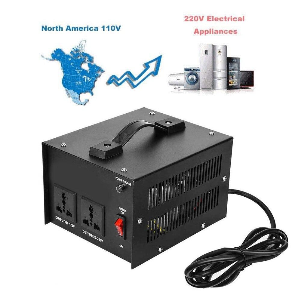 1000 watt 220v a 110v conversor de
