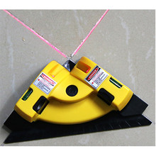 цена на Right Angle 90 Degree Square Laser Level High Quality Level Tool Laser Measurement Tool new