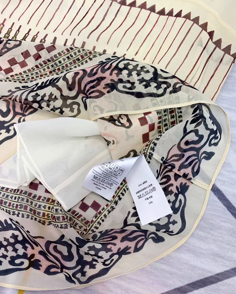 Silk Strap Last Robe 9