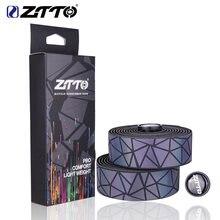 Светоотражающая лента ztto bd6 для велосипеда острый цвет градиент