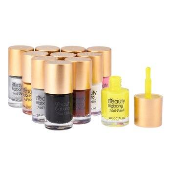 BeautyBigBang 9ml Nail Stamping Polish Colorful Printing Varnish Lacquer Varnishes for Stamping Nail Art Polish Chameleon https://gosaveshop.com/Demo2/product/beautybigbang-9ml-nail-stamping-polish-colorful-printing-varnish-lacquer-varnishes-for-stamping-nail-art-polish-chameleon/