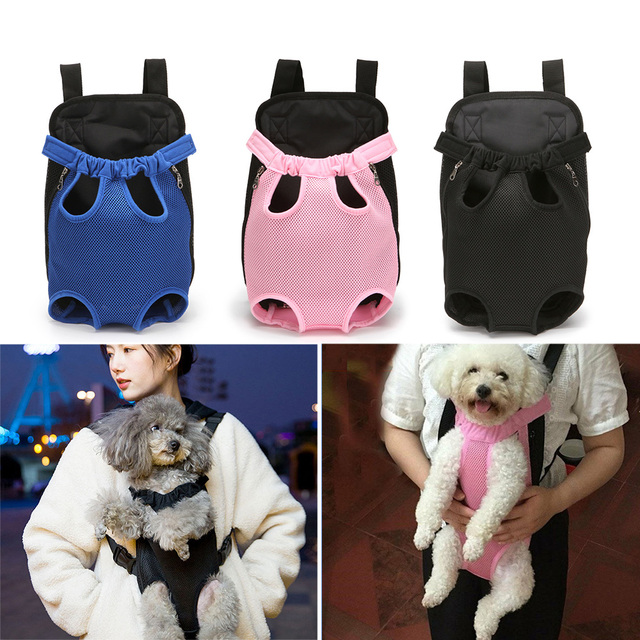 Dog Carrier Backpack 2