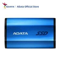 ADATA SSD USB 3,2 Gen2 USB-C typ-C SE800 1TB 500GB Externe Solid State Disk external hard stick für Laptop kamera oder server