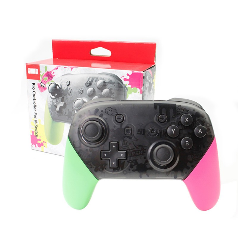 Sem Fio Bluetooth Pro Controller Gamepad Joypad Controlador Console Gamepad Joystick Sem Fio Interruptor Remoto para Nintend