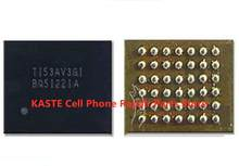 Bq51221a para samsug s6 carregador ic g9200 g925f g9250 usb carregamento chip carregador ic bq51221 10 pçs