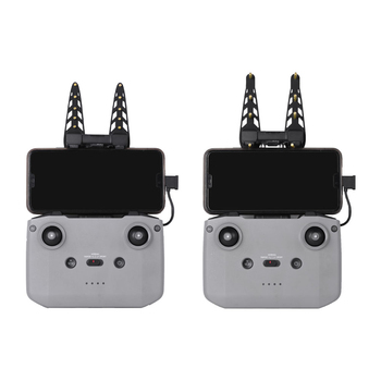 Wzmacniacz sygnału zdalnego sterowania anteną dla DJI Mavic Air 2 Mini 2 pilot antena wzmacniająca sygnał tanie i dobre opinie vanpower NONE CN (pochodzenie) 42 g Signal Booster 9 5x6 8x3 6cm Amplifier for DJI Mavic Air 2 Remote Control Signal Booster
