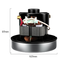 220V 800w uniwersalny silnik do odkurzacza części 107mm średnica odkurzacz domowy do Midea QW12T 05A QW12T 05E silnik