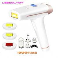 Lescolton 2in 1 IPL épilateur Laser épilation Machine Parmanent épilation aisselles Bikini tondeuse électrique dépilador un Laser