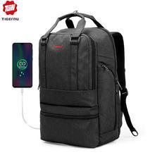 Tigernu 15.6 дюймов Анти Вор ноутбук рюкзак качество бренда школьный рюкзак сумка мода бизнес путешествия мужской рюкзак мужчины женщины