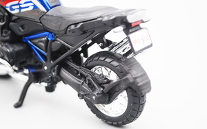 Image 5 - Maisto 1/18 1:18 סולם BMW R1200 GS אופנועים אופנועים Diecast תצוגת מודלים יום הולדת מתנת צעצוע לילדים בני