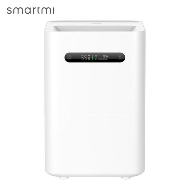 Smartmi Evaporative Humidifier 2 LCD Home Air Purifier Dampener Aroma Diffuser Essential Oil Mist Maker Smart APP Control