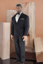 Toy center CEN-M04 1/6 Scale Soldier Figure Clothes Accessory Model British Gentleman Black Suit for Phicen M34 Action Figure недорого