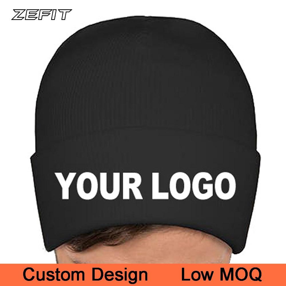 Low MOQ custom beanie cap Embroidery Logo Adult Knitted hat Warm Headwear High Quality Woven Label Winter Caps Custom Beanie Hat|beanie knit|winter beanieskullies cap - AliExpress
