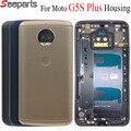 Новинка для Motorola Moto G5S Plus чехол для батареи G5S Plus XT1803 задняя крышка задняя дверь для Moto G5S XT1802 XT1806 чехол для корпуса панель