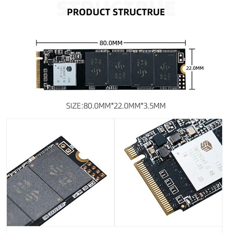 kingspec m 2 SSD PCIe