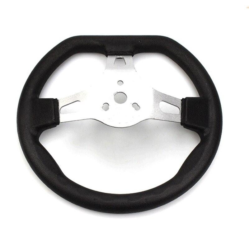 Classic Steering Wheel for 150-250Cc Beach Kart Go Kart Buggy Quad Foam Steering Wheel Accessories