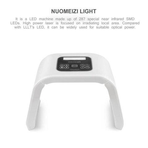 Pdt Smart Spectrometer Led Light Dynamic Beauty Equipment Ten-Color Spectrometer Beauty Salon Acne Beauty Instrument Multan