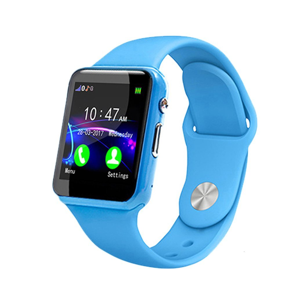 Kids Safe Digital Watch Anti Lost Child GPRS Tracker SOS Positioning Tracking Smart Phone Children Birthday Gifts For Girls Boys