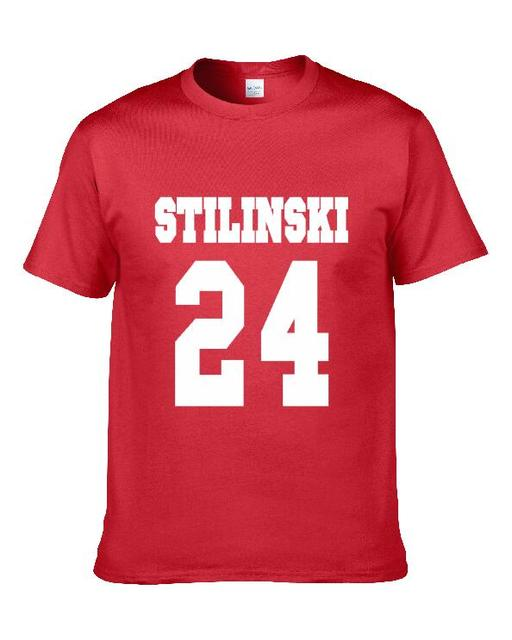 Stiles Stilinski 24 Unisex Short Sleeve Sleeve T-shirt Beacon Hills Teenwolf