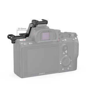 Image 2 - SmallRig A7 III Camera Shoe Mount Cold Shoe Extension Plate for Sony A7III A7R III for LED Mic DIY Options 2662