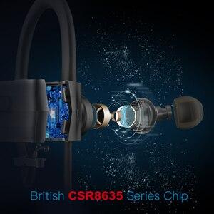Image 4 - GGMM W600 אלחוטי אוזניות Bluetooth ספורט עמיד למים אוזניות עם מיקרופון רעש מבטל ריצת Sweatproof