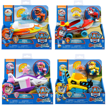 Paw patrol dog toy set puppy patrol the ocean patrol car chase skye zuma action figure paw patrol marine children's paw birthday кроссовки patrol patrol pa050awalfg0