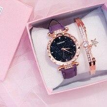 цены Women's Dress Rose Gold Leather Casual Fashion Ladies Watch Creative Quartz Clock Cheap Luxury Watch