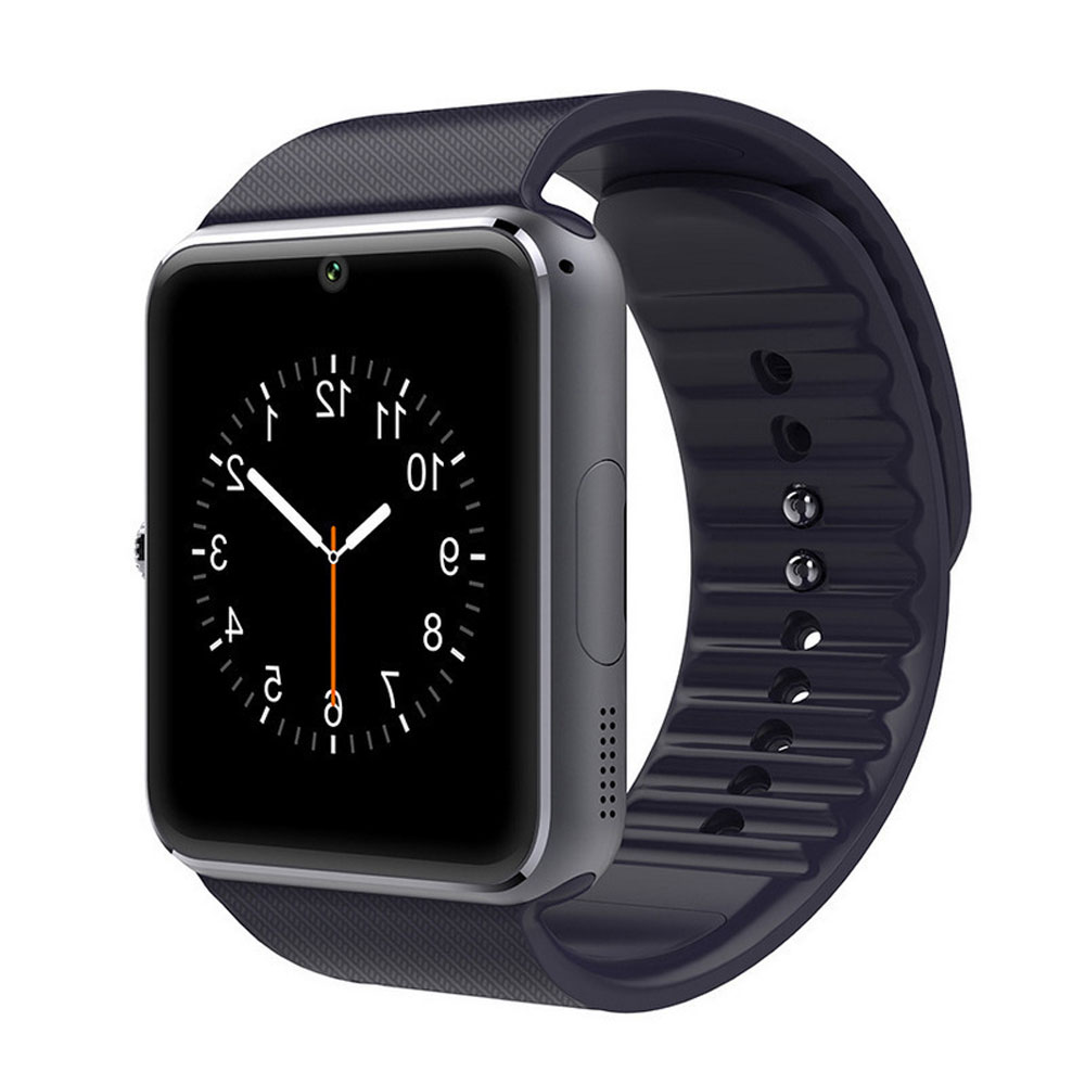 Smart Watch Sleep Monitor Pedometer 2G SIM Card Call Camera Bluetooth Touch Screen Men Women Smartwatch For Android IOS
