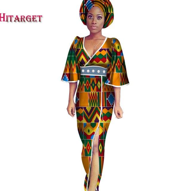 Купить 2020 повседневное платье размера плюс 5xl женские африканские