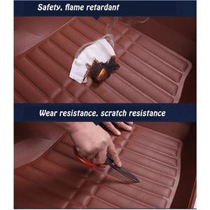 Image 5 - New Customized car floor mats for nissan qashqai rogue sport 2006 2020 2019 2018 2017 2008 2011 2013 2012 J10 J11 accessories