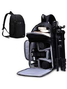 Backpacks Sling-Bag Camera-Bag Caden Shockproof Shoulder DSLR Nikon Scratch-Resistant