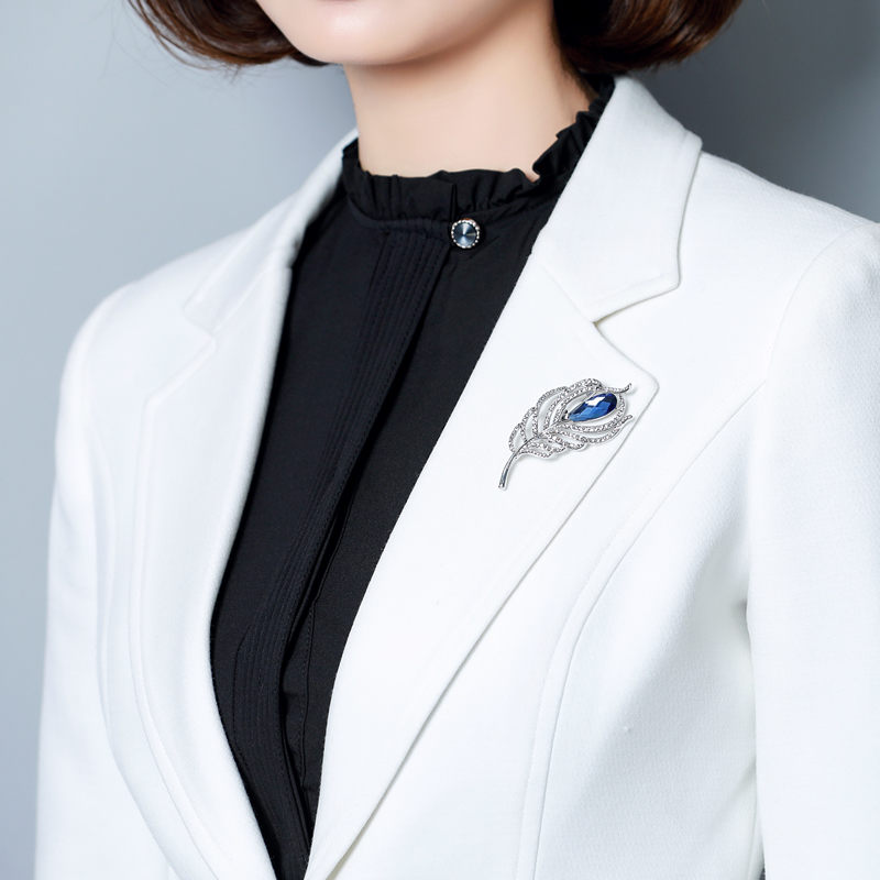 Medical beauty uniform consultant receptionist White suit small suit white professional suit Dental clinic formal dress