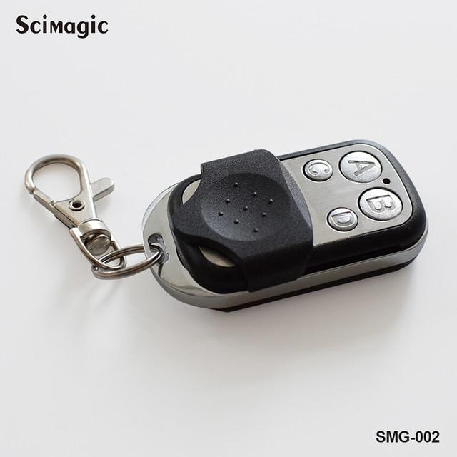 Дубликатор для создания копий CAM E дистанционного Управление для топ 432EV TOP 432NA TOP432NA для беспроводной гаражный дверной ворот брелок для ключей